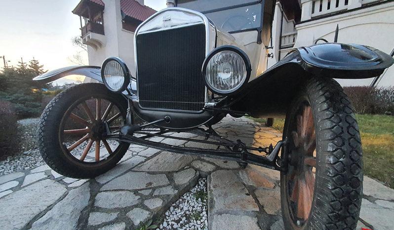 1921 Ford Model T full