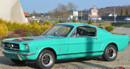 1966 Ford Mustang Fastback C-code
