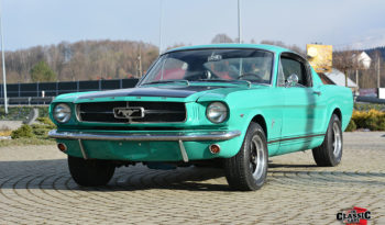 1966 Ford Mustang Fastback C-code full