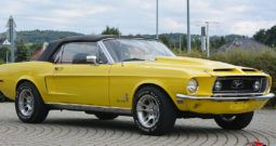 1968 Ford Mustang Cabrio